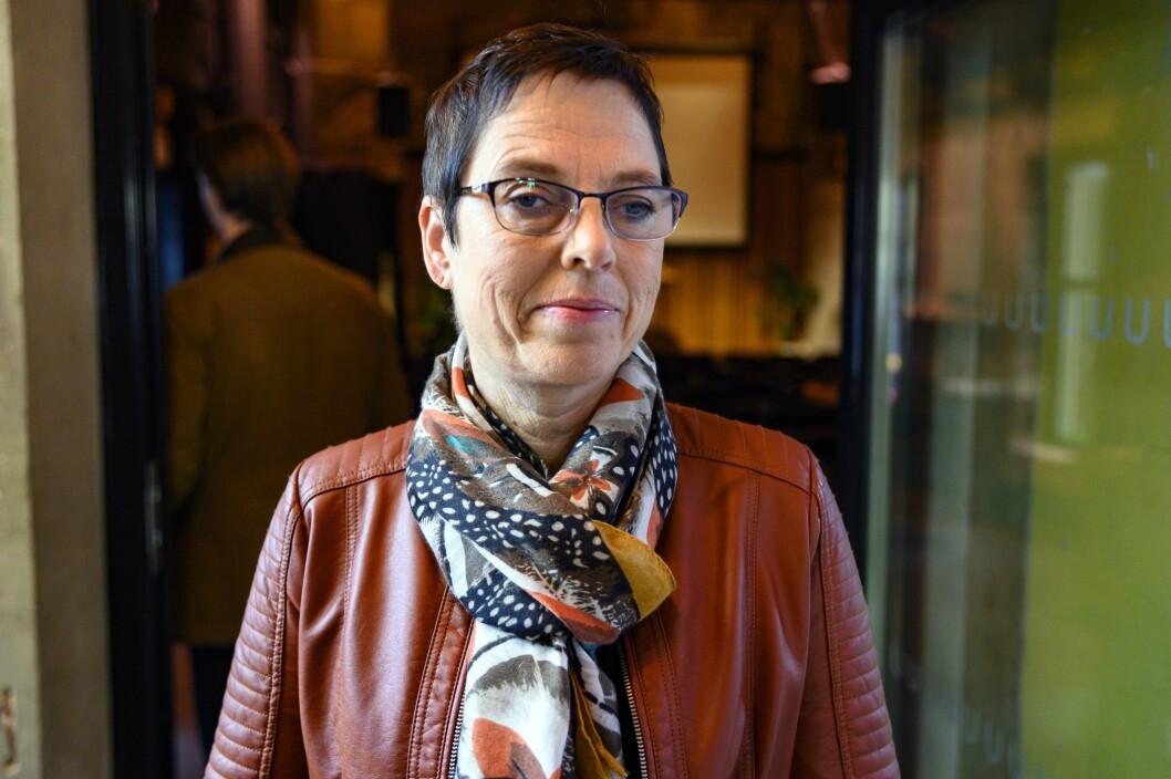 Mari Velsand, direktør i Medietilsynet.