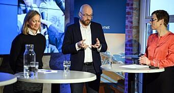 Amedia-direktør: – Oslo er definitivt et interessant marked