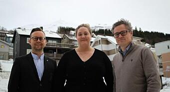 Fremover har endelig fått ny permanent ledergruppe: Silja (28) og Morten (40) er på plass