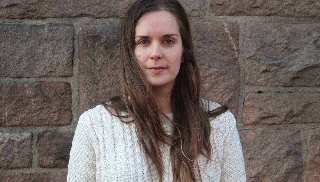 Mari Brenna Vollan fikk heder og ære under by:Larm fredag.