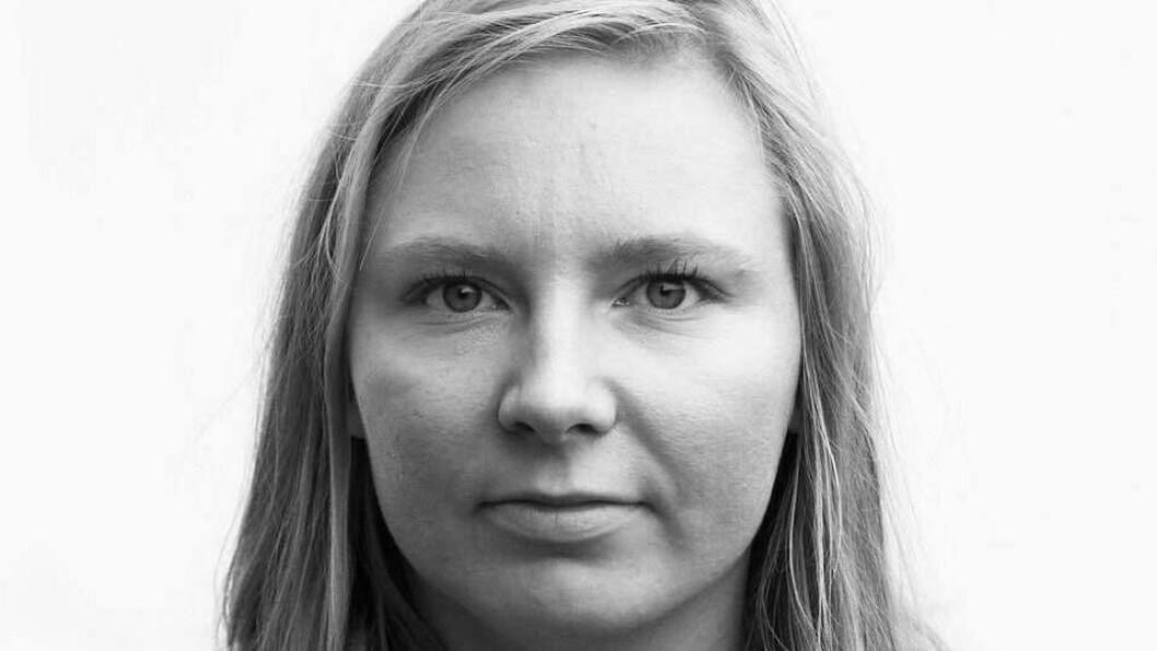 Oda Ruggesæter Ertesvåg, journalist i NTB nyheter