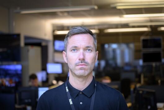 Fagredaktør Marius Tetlie i NRK Nyheter skal møte i retten torsdag.