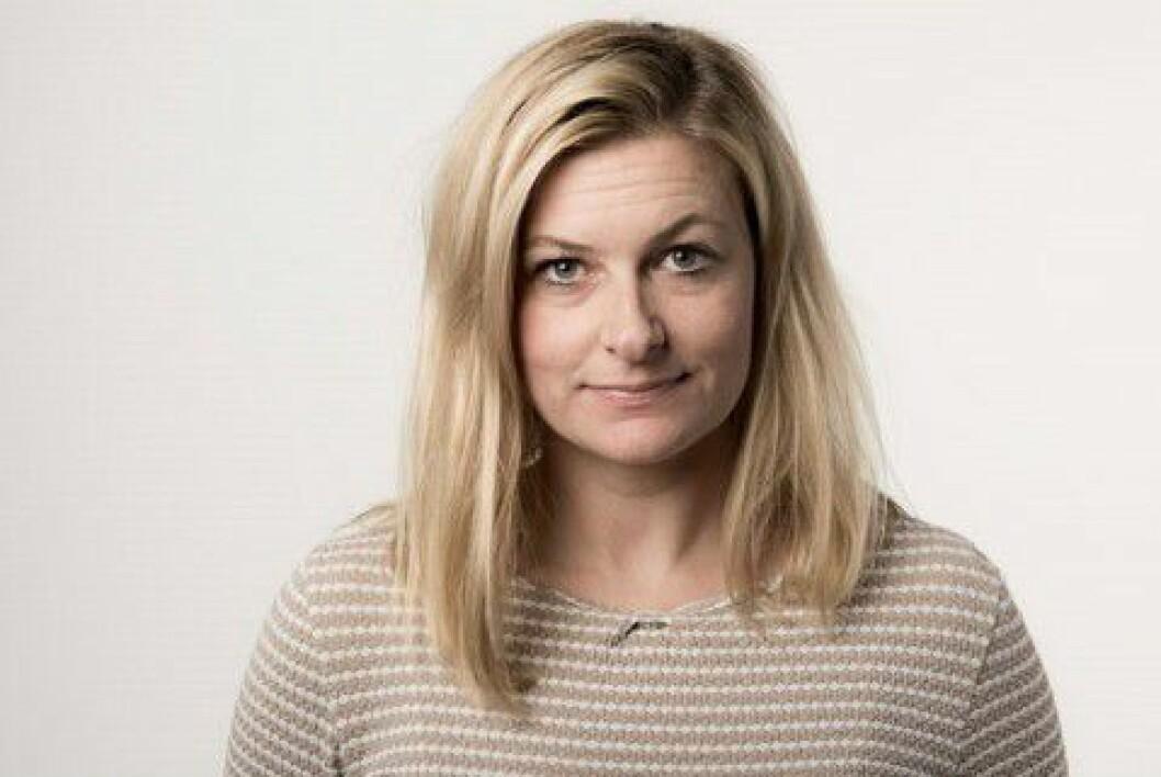 Karine Østtveit slutter i Dagbladet.