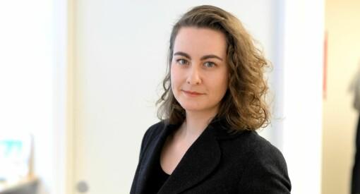 Silje Rognsvåg (32) blir nyhetsjournalist i NRK Vestland