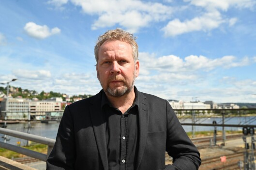 Espen Sandli i Drammens Tidende.