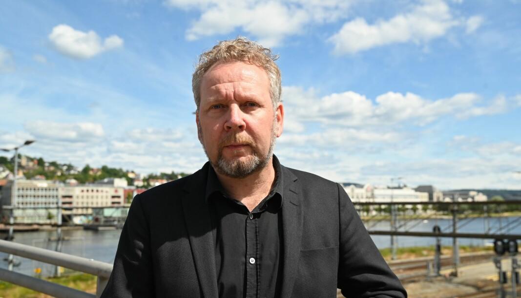 Redaktør Espen Sandli og Drammens Tidende ble ikke felt i Pressens Faglige Utvalg onsdag formiddag.