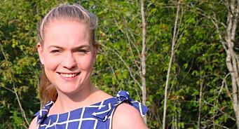 Kine Nossen (29) forlater Corporate Communications - har fått ny jobb på Stortinget