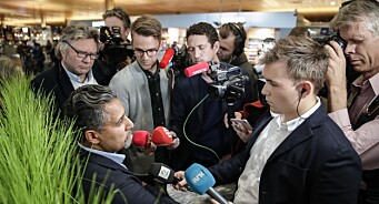 Politisk journalist Mads Fremstad slutter i TV 2