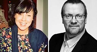 Adressa ansetter: Atle Bersvendsen (52) skal lede økonomi-avdelingen og Margrete Konstad (32) blir ny journalist