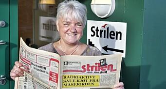 Astrid Daae (62) gir seg etter 34 år i Strilen: – Hun symboliserer gullet vårt