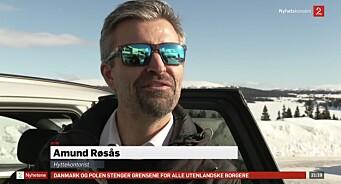 Mann rasande på TV 2 etter hytteinnslag: – Framstilte meg som riksidiot