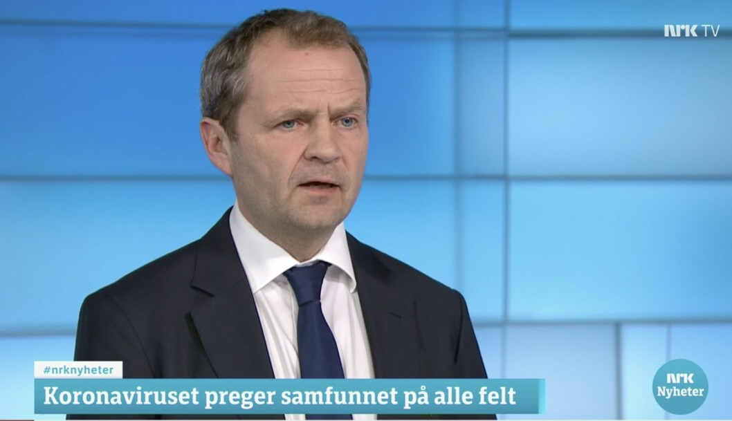 Knut Magnus Berge mener det er naturlig at journalister ønsker å få utløp for engasjementet sitt på andre plattformer enn journalistikken.
