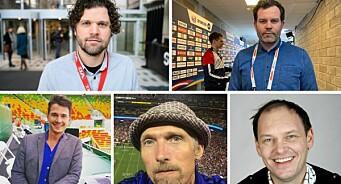Sportsjournalister blir omplassert til å dekke koronakrisen: – Muren mellom avdelingene har falt