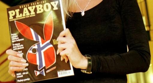 Korona ble nådestøtet: Playboy legger ned papirutgaven