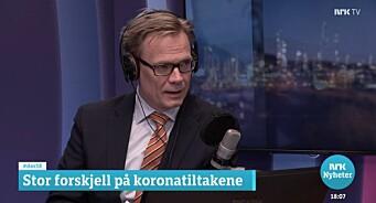 Dagsnytt 18 vart flytta til NRK1. Det gav massiv sjåarvekst