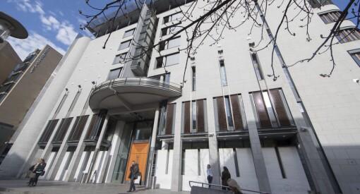 Voldtektstiltalt kulturprofil dømt til 13 års og seks måneders fengsel