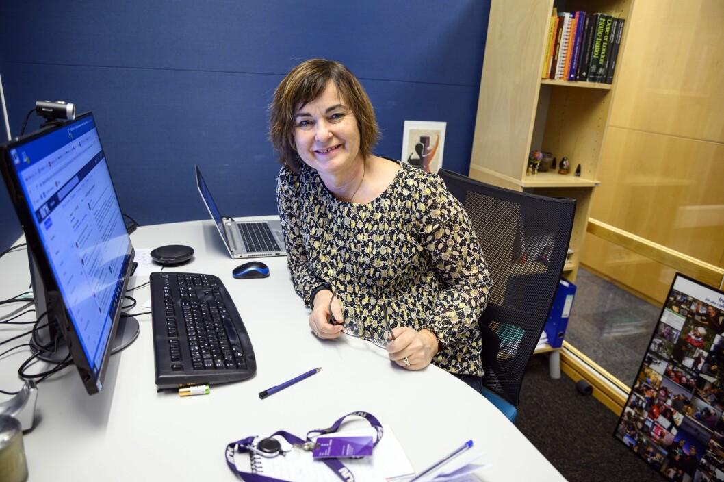 Inger Johanne Solli har hatt sjefsstolen hos NRK Innlandet - tidligere NRK Hedmark og Oppland - som arbeidsplass siden 2002.