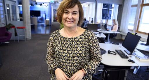 Hun er det lengstsittende distriktsredaktøren i NRK: – Kunsten er å lytte og fornye seg