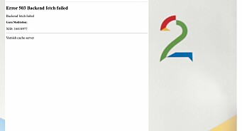 TV2.no hadde tekniske problemer: Nettavisa var nede i en halvtime onsdag