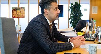 Abid Raja om krisetiltak: – Mediemangfoldet er i en potensielt kritisk situasjon