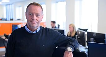 Avisa Nordland-redaktør Jan Eirik Hanssen tilbake på jobb etter kreftsykdom: – Kjennes ufattelig godt