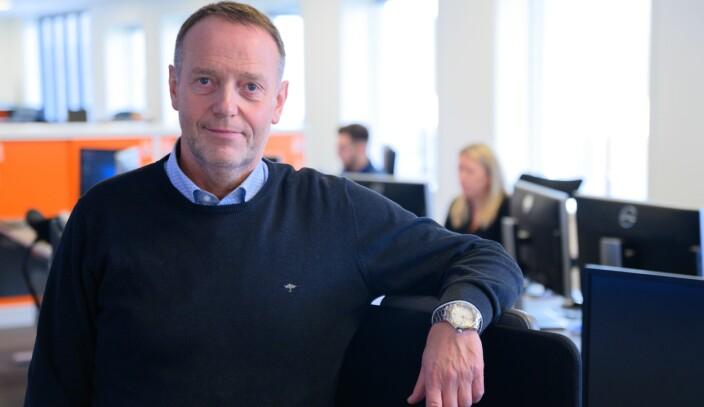 Jan Eirik Hanssen tilbake som AN-redaktør etter kreftsykdom: – Kjennes ufattelig godt
