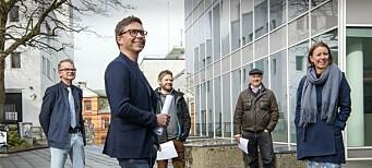 Har inngått avtale om medieby i Stavanger. Vil være flytteklare om tre år