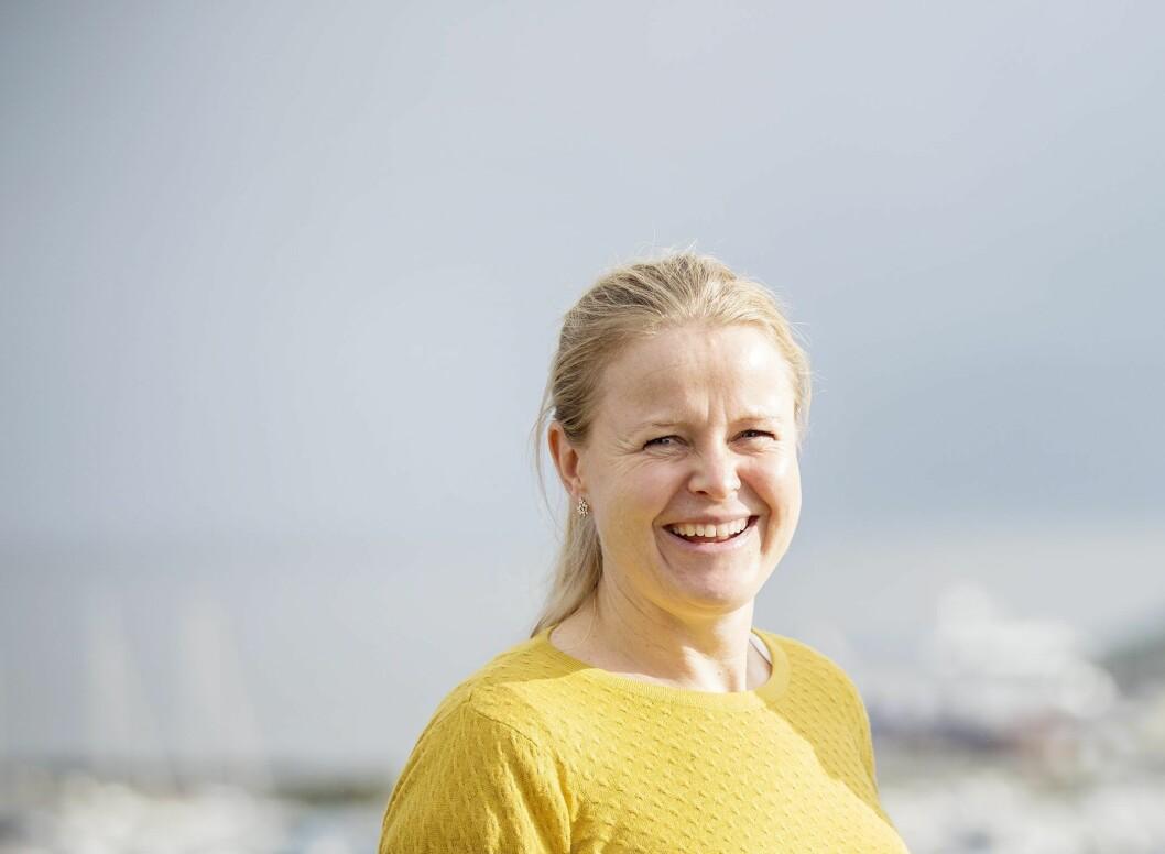 Hilde blir ny redaktør i Sunnhordland.