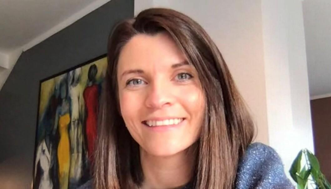 Madeleine Strand går fra jobben som redaktør i Kamille og målgruppesjef i Egmont til stillingen som kundeansvarlig og innholdsredaktør i TRY Innhold