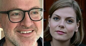Khrono ansetter Tor Arne Fanghol – Amanda Schei får fast jobb