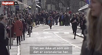 Dagbladet fikk PFU-kritikk for Grünerløkka-reportasje: – Inntrykket er at folk gikk tett i tett og gav faen