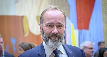 Giske avviser Bøhlers omkamp om NRK-flytting: – Ser ikke behovet