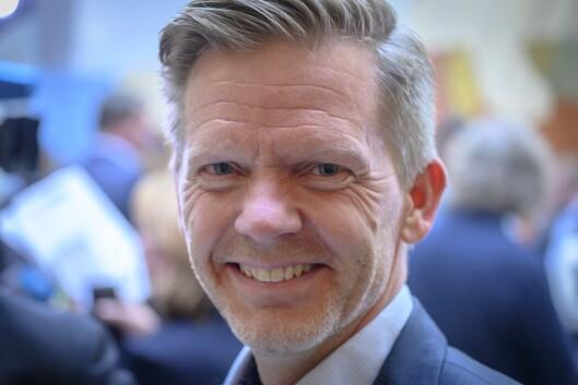 Mediepolitisk talsmann Tage Pettersen i Høyre.