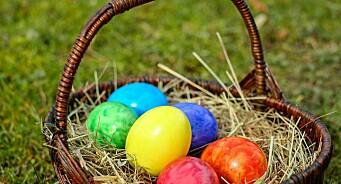 God påske til alle leserne av Medier24 🐥