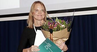 Aftenpostens Jorun Berntsen Skouverøe er gått bort