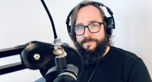 Filter-redaktør Harald Klungtveit: – Vi er en av de første mediene som rammes av krisen