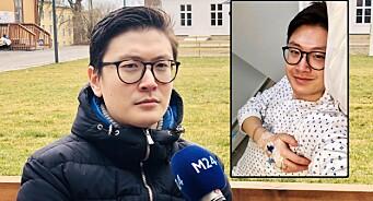 TV2.no-sjef Derek (36) ble smittet av koronaviruset: – Jeg ble «caset» som andre måtte hjelpe