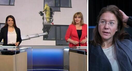 Reagerer på Dagsrevyen-innslag:– Lurer på NRK si presseetiske vurdering