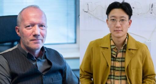 Hærverket mot nettstedet Subjekt og redaktør Danby Choi er trippel farlig