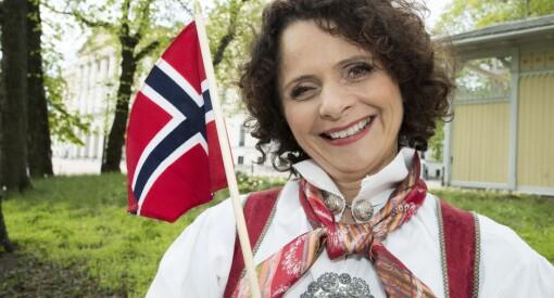 NRK planlegger full 17. mai-sending, men ikke fra Slottsplassen