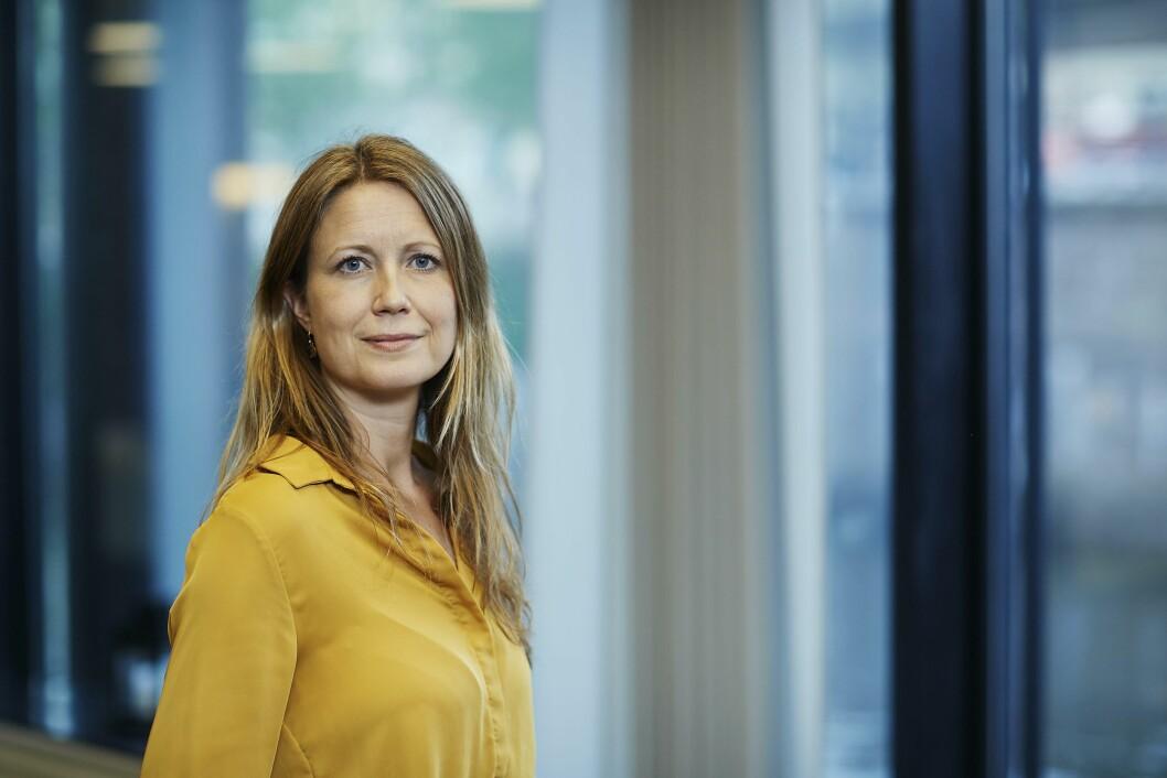 Therese Manus er daglig leder i Kommunikasjonsforeningen.