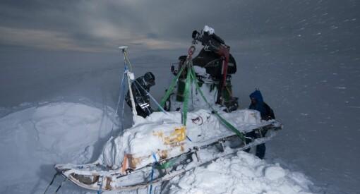 Disse 32 har søkt jobben som kommunikasjonsrådgiver i Norsk Polarinstitutt