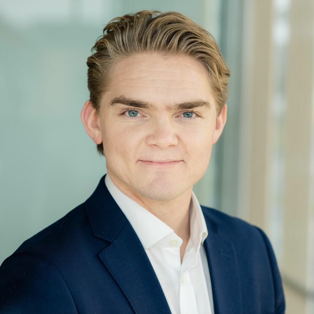 Andreas Hagen Tønsberg (29) er ansatt i Aller Media som ny direktør for forretningsutvikling. Han kommer sist fra KPMG Advisory.