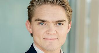 Andreas Hagen Tønsberg (29) ansatt som direktør for forretningsutvikling i Aller Media