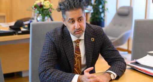 Kulturministeren med god nyhet: – Viktig å lytte til innspill fra bransjen