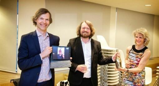 Dagbladet vant SKUP-diplom for «Glidens pris»