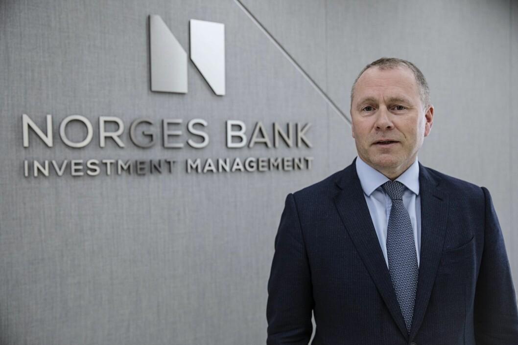 Nicolai Tangen er ny sjef i Oljefondet, Statens pensjonsfond.