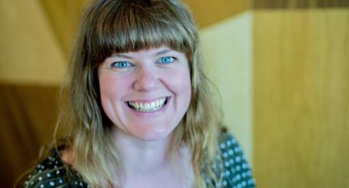 NRK har ansatt Monika Aaserud som ny forsideredaktør