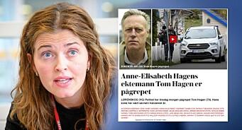 21 VG-journalister med byline på Hagen-sak: – Vi er rause