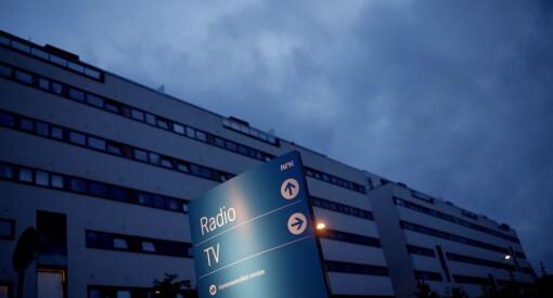 NRK lot it-sikkerhetsavdeling lese journalisters utgående e-poster